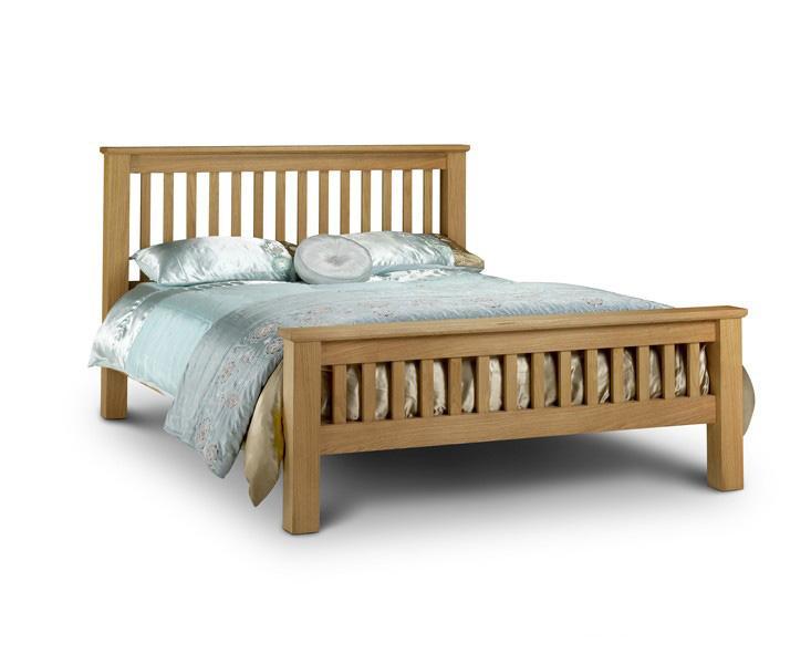 giường gỗ sổi